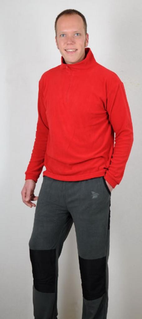 Parasail Fleece Set Shirt und Hose
